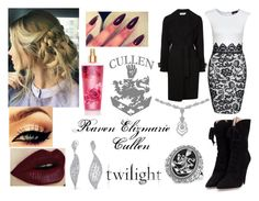 """Raven Cullen"" by liams-batman-girl ❤ liked on Polyvore featuring Cullen, SAM, AX Paris, Allurez, Miu Miu, A.L.C. and Bling Jewelry"