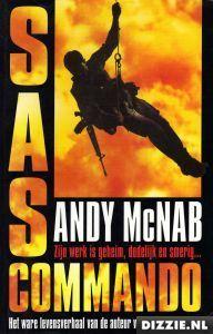 Andy McNab SAS Commando