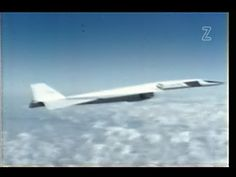 (7) XB-70A Valkyrie Supersonic Bomber Flight Test Program - 1968 Restored - Color - YouTube