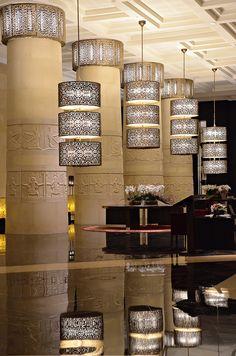 Raffles Hotel Entrance Lobby by Sharfy Daligdigan on 500px