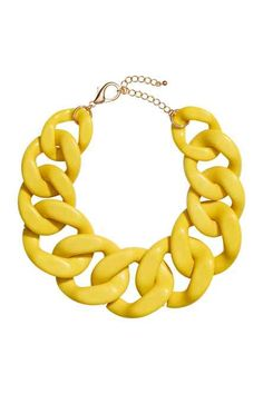 Collier large