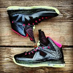 huge discount 8cf5f 900af Credit guarantee that all pictures in - kind shooting, please rest assured  to buy Nike LeBron X Homme Project Yeezy Blink Inspired Custom