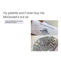 a rich white girl or sugar baby Either way, I can't even get a dollar from my mom.