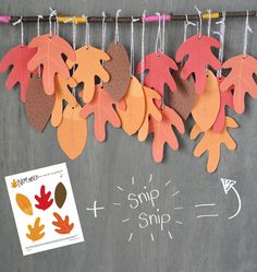 Leaves Free Printable Fall leaves: free printable from classic play for gratitude trees and fall hostess gifts.Fall leaves: free printable from classic play for gratitude trees and fall hostess gifts. Kids Crafts, Thanksgiving Crafts For Toddlers, Leaf Crafts, Thanksgiving Tree, Autumn Crafts Preschool, Fall Leaves Crafts, Autumn Crafts Kids, Thanksgiving Traditions, Thanksgiving Activities
