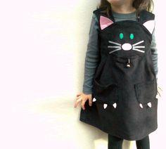 cat- Girls dress