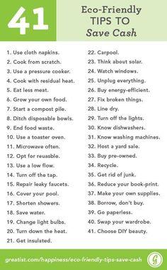 Ways to waste free living