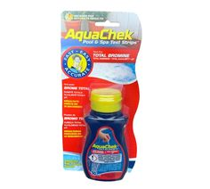Aquachek Bromine Test Strips test for Total Bromine, PH, Total Alkalinity and PH. Perfect for Hot Tubs and Pools. Happy Hot, Pool Chemicals, Sparkling Clean, Water Treatment, Hot Tubs, Easy, How To Remove