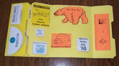 The Three Snow Bears Lapbook