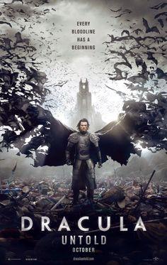 Smarty: Dos nuevos carteles de la película Dracula Untold