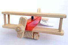 Bi Plane Handmade by SAMS Toys