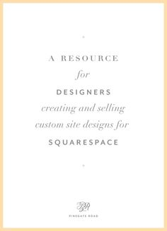 Squarespace Design Guild a resource for designers creating and selling custom site designs on squarespace Squarespace Design Guild a resource for designers creating and selling custom site designs on squarespace Business Branding, Business Tips, Branding Agency, Web Design Tips, Design Websites, Design Strategy, Blog Design, Brand Design, Design Process