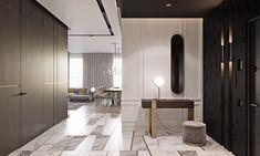 20 Home Design Simple interior design Style of the XXI century Apartment Interior Design, Home Interior, Interior Architecture, Simple Interior, Luxury Home Decor, Luxury Homes, Floor Design, House Design, Masculine Apartment