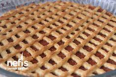Elmalı Tart Nasıl Yapılır? (videolu) - Nefis Yemek Tarifleri - Emine Ayşe Karataslı