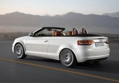 Audi convertible.....soon!