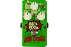"Biyang Od-10 Mad Driver Guitar Pedal by Biyang. $48.59. The ""Mad Drive"" takes all of the classic gutsy mid-heavy ""Tube Screamer"" overdrive tones and adds two more completely different voicings with using the classic JRC 4558 chip,     The OD-10 has three modes:     ""Classic"" is the old-school Tube Screamer thing...lots of thick searing mids, BIG bottom end and a smooth crunchy high end.  ""Fat"" is a thicker, fuller, warmer version of this tone....great for smaller amps- a GOD..."