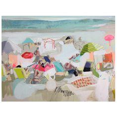 Sandwiches on the Beach Print - Furbish Studio