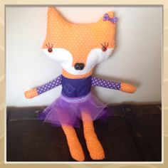 Frilly Lilly Fox - The Supermums Craft Fair