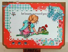 Muddy Paws & Inky Fingers: Mid-challenge Inspiration for DigiStamps4Joy