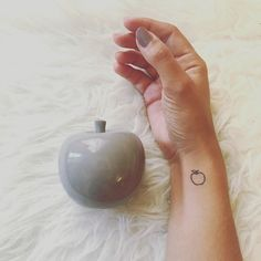 My New apple tattoo