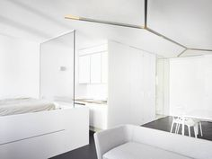 Haters gonna hate. We love white, minimally decorated houses http://ow.ly/BwGxF