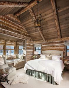 Relaxing Retreats | News | Log Cabin Homes