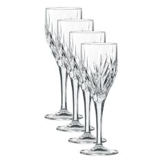 Nachtmann Gläser Imperial Weinkelch Glas Set 4-tlg. 240 ml / 24,7 cm