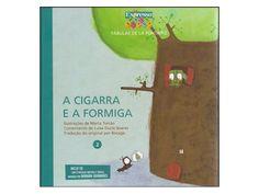 A cigarra e a formiga                                                       …