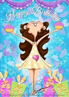 Happy Birthday To My Very Best Friend ALS... Have A Super Teriffic Day... :) #compartirvideos.es #happybirthday