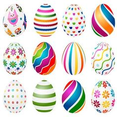Mothers Day Brunch Ideas Discover colorful decorated easter eggs - Millions of Creative Stock Photos Vectors Videos and Music Files For Your Inspiration and Projects. Easter Egg Crafts, Easter Eggs, Egg Rock, Painted Rocks, Hand Painted, Easter Egg Designs, Diy Ostern, Easter 2020, Egg Art
