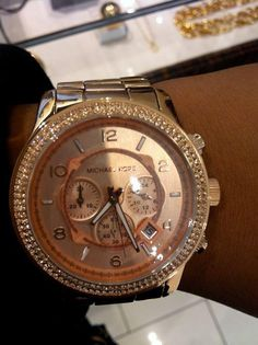 my next endeavor! a second M. Kors watch