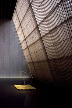 Oribe Tea house by Kengo Kuma Japanese Modern, Japanese Interior, Japanese House, Japanese Design, Japanese Style, Architecture Design, Japanese Architecture, Contemporary Architecture, Landscape Architecture