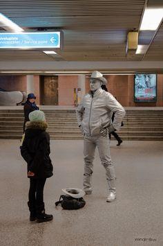 Kohtaamisia Rautatieasemalla 5.2.2016