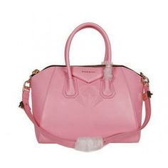 Givenchy Small Antigona Bags on Sale - Givenchy small diamond antigona nappa leather 9981S pink