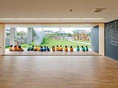 Arkitera - section 1-200(Hanazono_Kindergarten_and_Nursery).jpg