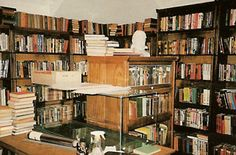 The Old London Bookshop. You can visit be appointment by giving them a call.