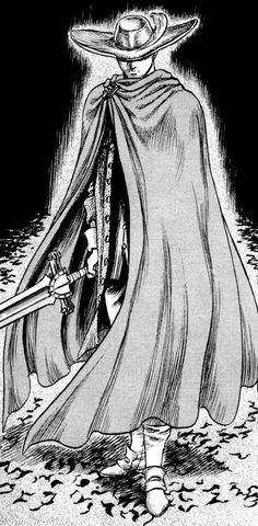 That one time Guts had tons of swag