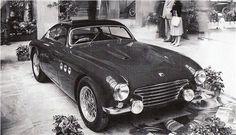 Abarth 205A Berlinetta #205103 (Vignale) - Geneva'51