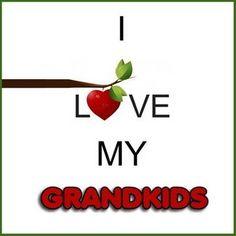 I love my grandkids 2