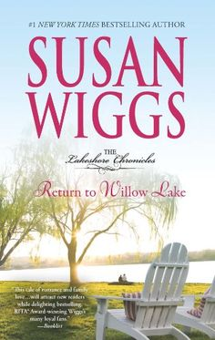 Today's Kindle Romance Daily Deal is Return to Willow Lake ($1.99), the ninth novel in the Lakeshore Chronicles by Susan Wiggs [Harlequin MIRA], with the companion audiobook for $ 3.99.