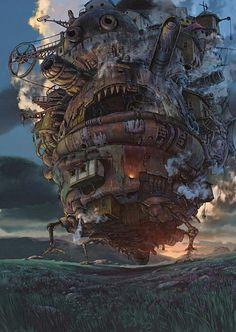 El castillo de hawl