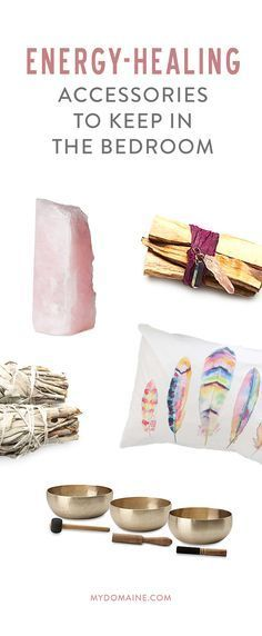 Energy Healing Accessories To Keep in the Bedroom - You probably have a root chakra problem and don't even know about it. These pieces are here to help