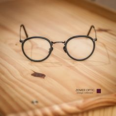 Vintage Women Man Eye Glasses Canteprima 60s 70s Retro Fashion Eye wear Unworn  Change to sun lenses or optical FREE #59 by ZemerOptic on Etsy