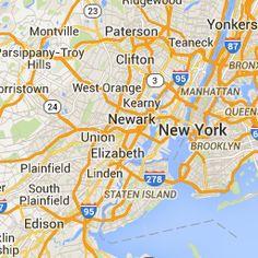 NFT - Not For Tourists - New York - City Guidebooks, Maps, Urban Neighborhoods, Travel