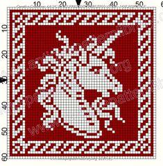 ru / Фото - Le Filet Ancien I - gabbach Beaded Cross Stitch, Cross Stitch Kits, Cross Stitch Charts, Cross Stitch Embroidery, Embroidery Patterns, Cross Stitch Patterns, Crochet Patterns, Filet Crochet Charts, Knitting Charts
