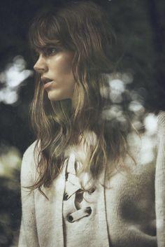 "vogue-is-viral: ""Freja Beha Erichsen by Lachlan Bailey for WSJ Magazine September 2015 """