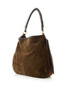 Linea Pelle Women's Willow Native Shoulder Bag at MYHABIT