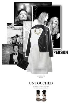 """""""Persun #1"""" by juhh ❤ liked on Polyvore featuring Yves Saint Laurent, fashionset, persunmall, persun and Juliajulian"""