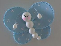 BICHINHOS DA NET 1 - Silvia Morin - Álbumes web de Picasa Clay Figurine, Pasta Flexible, Stuff To Do, Polymer Clay, Crafts, Painting, Fabric Crafts, Embellishments, Baby Dolls