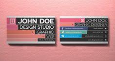Criativo cartão vol 3   cartões de visita modelos   pixeden