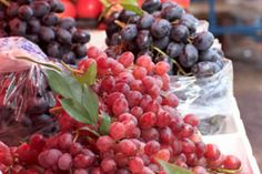 How to Dry Grapes